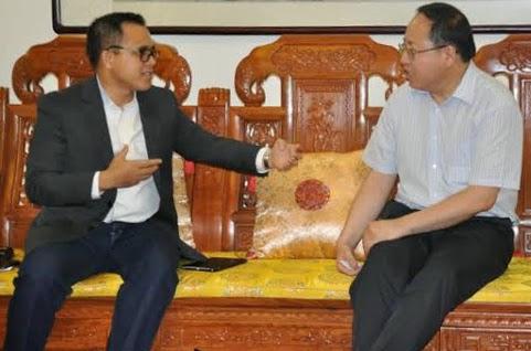 Pemkab Banyuwangi jalin kerjasama dengan universitas Beijing.
