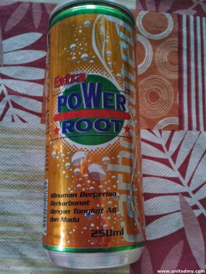 Power Root with Tongkat Ali and Honey