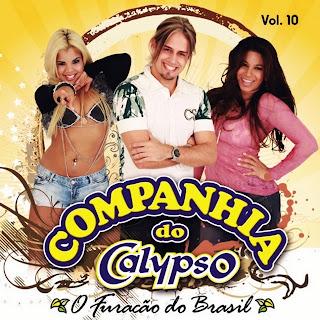 Companhia Do Calypso   Vol.10