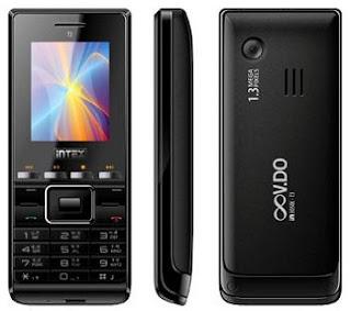 Triple SIM Mobile Intex IN 3050e T3