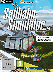 Free Download Ropeway Simulator 2014 for PC