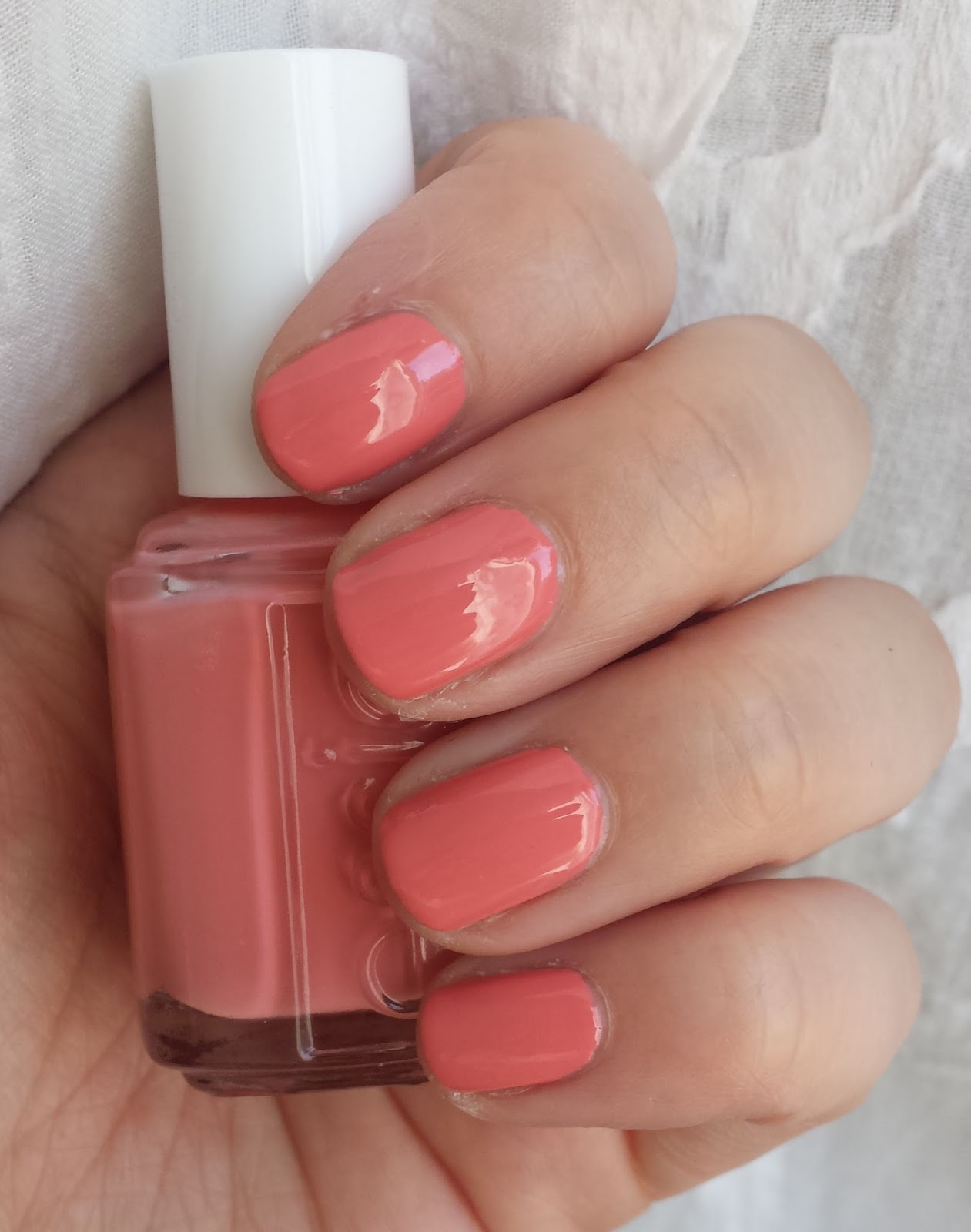 Polish or Perish: Sidling into Spring - Essie Stones & Roses