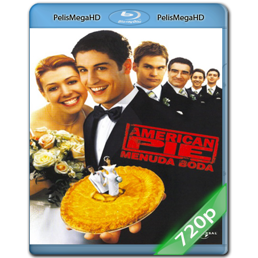 American Pie 3: La Boda (2003) 720p HD MKV Español Latino