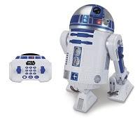 Boneco Robô com Controle Remoto U-Command Star Wars - O Despertar da Força - R2D2 - Toyng