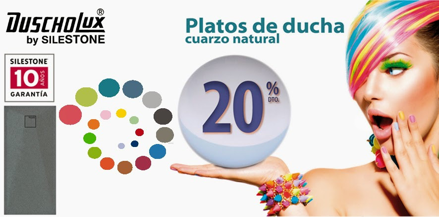 Oferta Platos Ducha Silestone