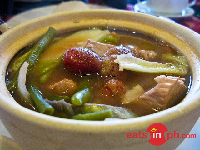 Stawberry Sinigang from Zenz Bar and Restaurant in Baguio City