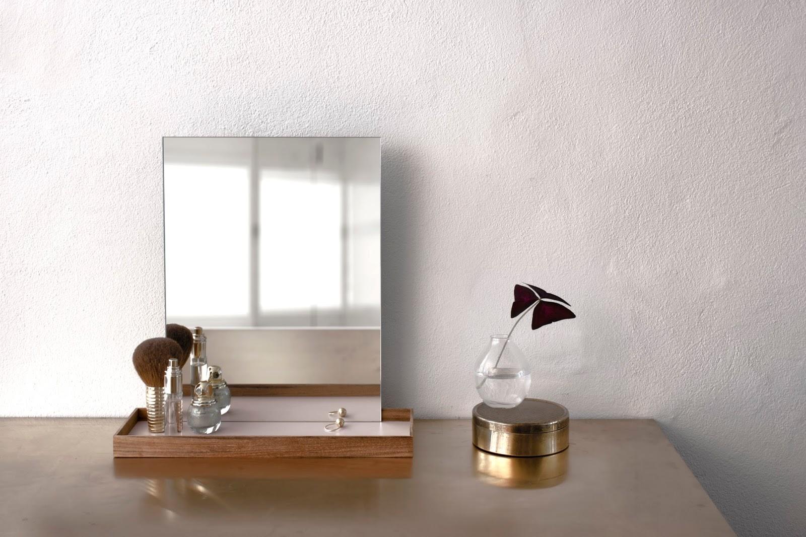La petite fabrique de r ves miroir for Miroir zellige