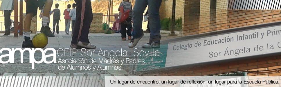 AMPA San Julián. CEIP Sor Ángela de la Cruz. Sevilla
