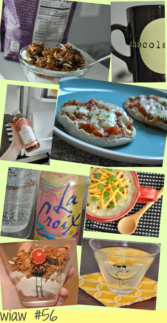 what i ate wednesday eats photo collage