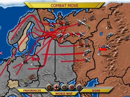 Axis And Allies Free Download FULL Version PC Game