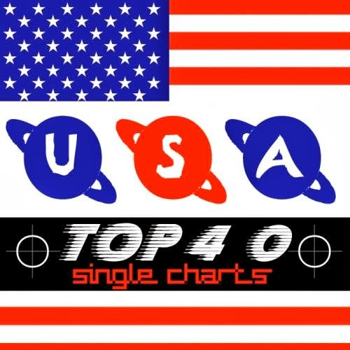 USA Hot Top 40 Singles Chart 5 October 2013