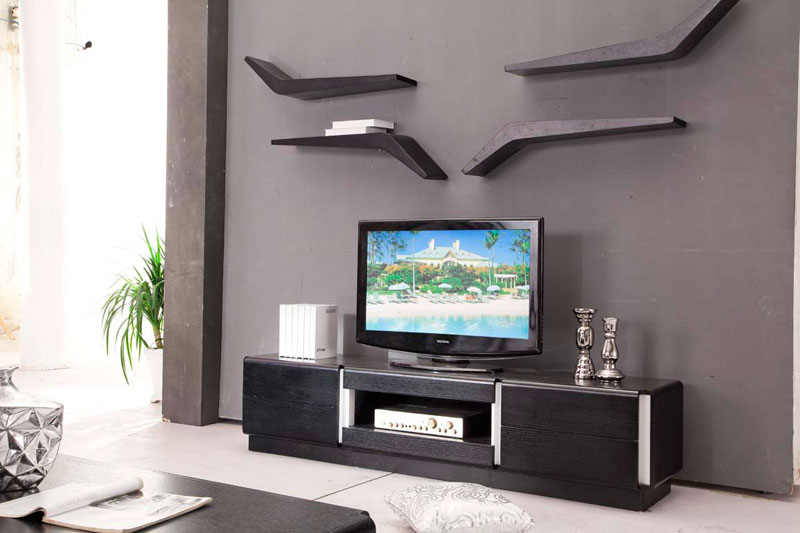 High quality tv stand designs interior decorating idea for Table tv design
