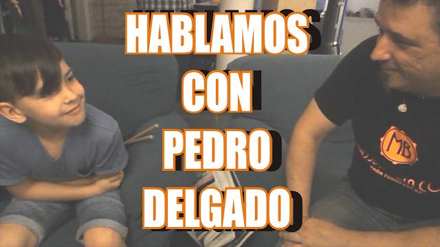 Pedro Delgado y Borja Mollá