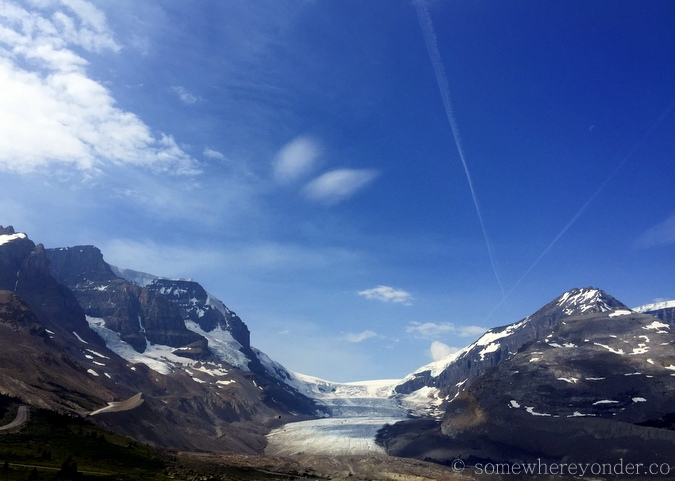 Columbia Icefield - The Canadian Rockies