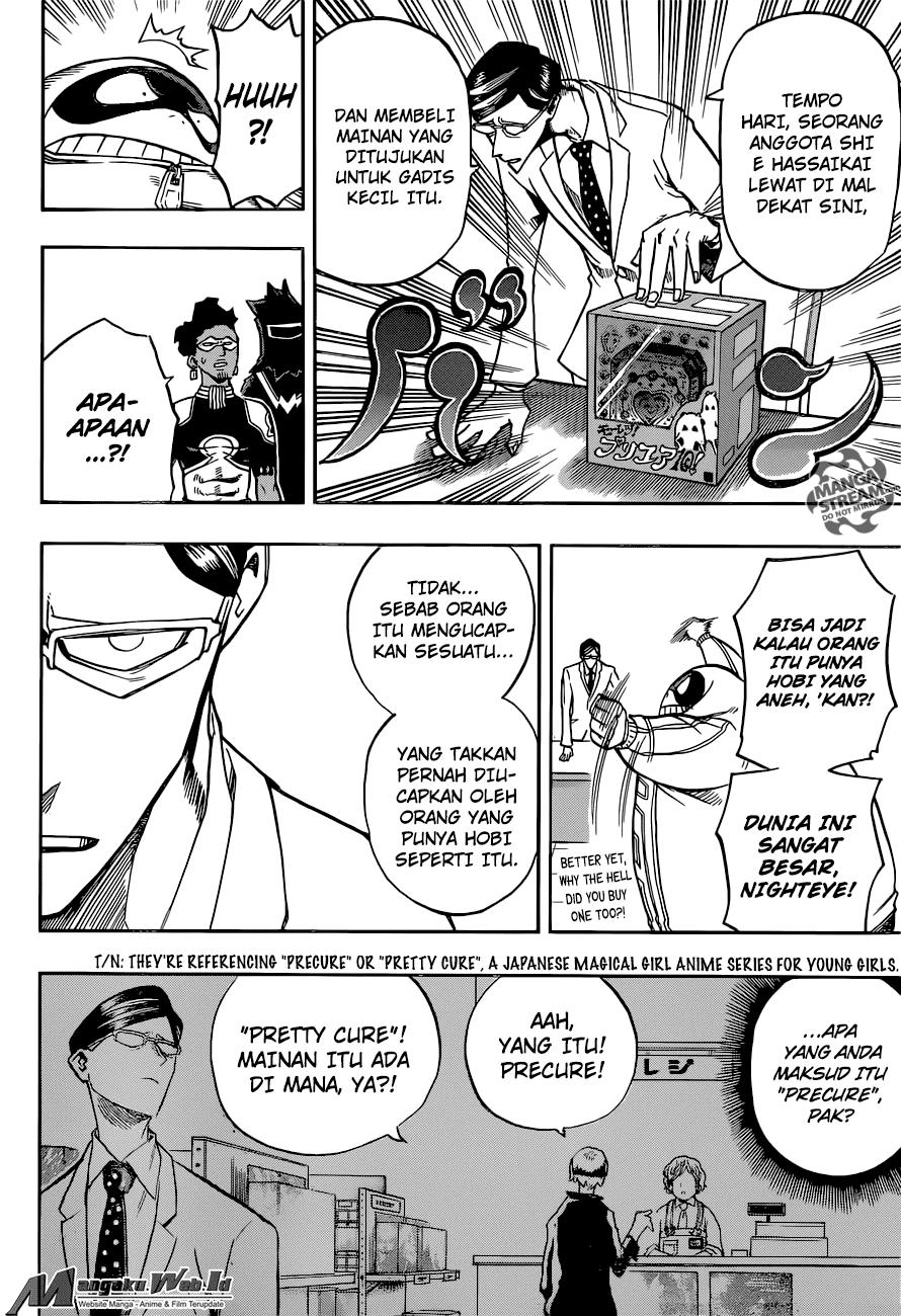 Boku no Hero Academia Chapter 137-14