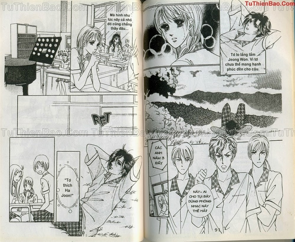 Nữ sinh chap 4 - Trang 46