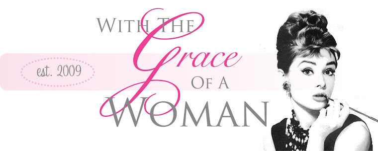 With the Grace of a Woman
