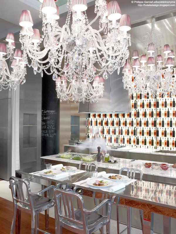 Les plus beaux hotels design du monde h tel le royal monceau by philippe starck paris france - La cuisine hotel royal monceau ...