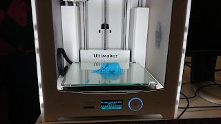 3D printing - Image copyright Caroline Rowan