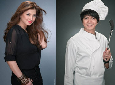 Angel Locsin and Vhong Navarro to star in upcoming movie