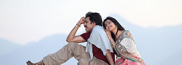 Pawan Kalyan Samantha in Atharintiki Daredi