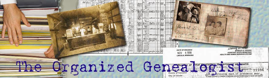 The Organized Genealogist