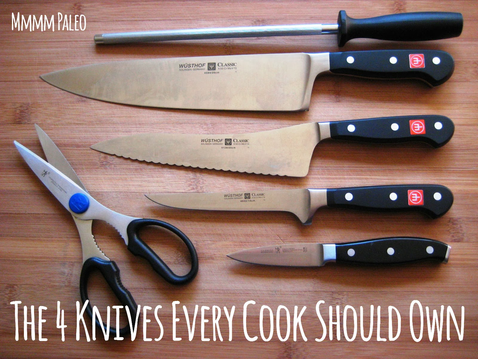 mmmm paleo all the knife you ll ever need