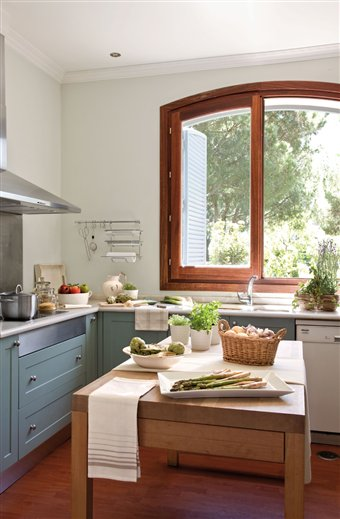 A country dreaming mum toscana chic - Panca sotto finestra ...