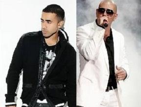 Jay Sean faz parceria com Pitbull