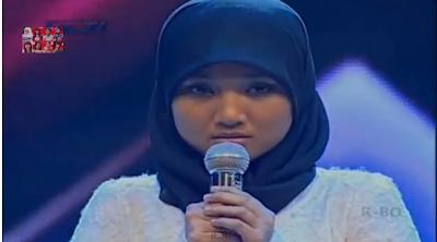 Penampilan Fatin Shidqia Lubis - Pumped Up Kicks : X Factor Indonesia