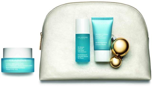 clarins perfume set
