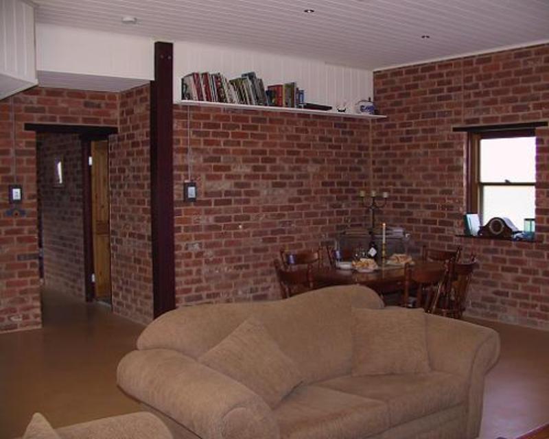 Brick box image 2013 for Interior brick wall designs
