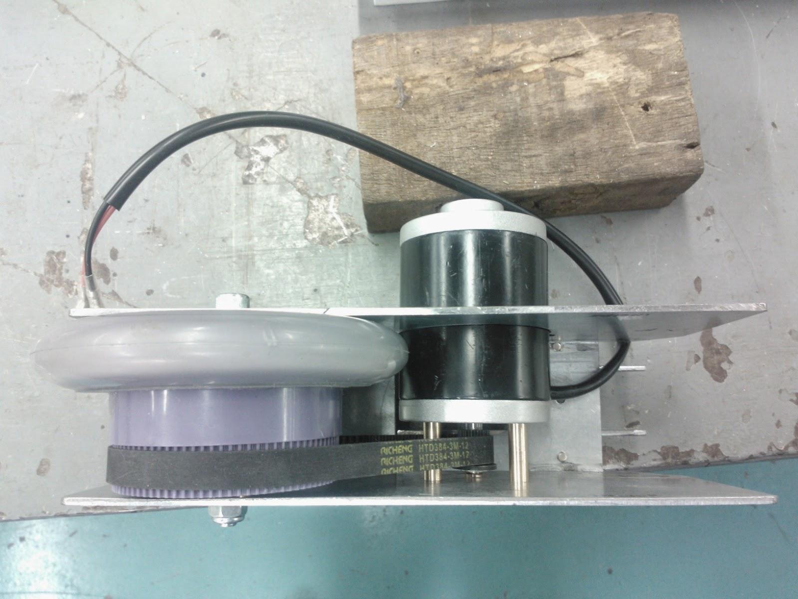 R5D4 foot motor