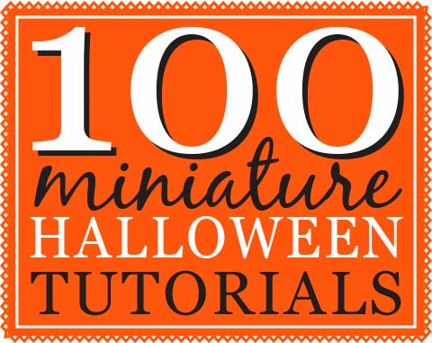 100 dollhouse miniature halloween and fall tutorials