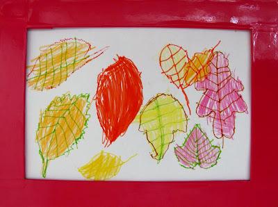 оформление детского рисунка
