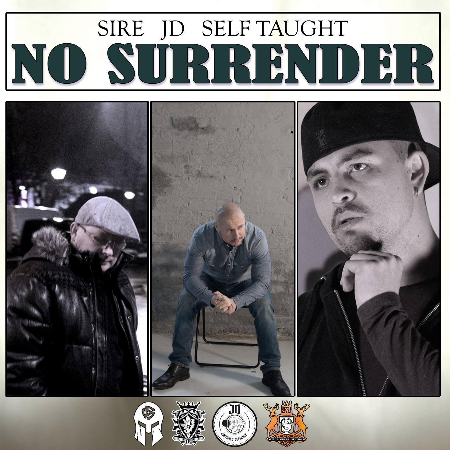 No Surrender Single