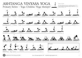 Astanga Vinyasa Yoga
