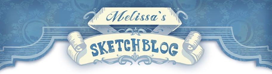 Melissa King's Sketch Blog