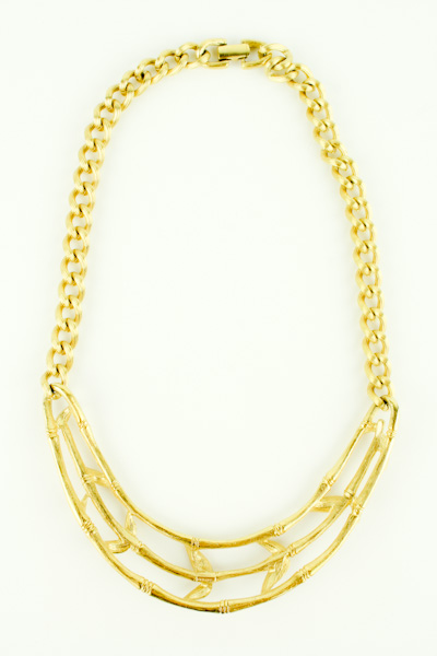 Bamboo Necklace3