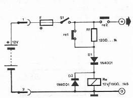 Safety Polarity Connection Circuit Diagram