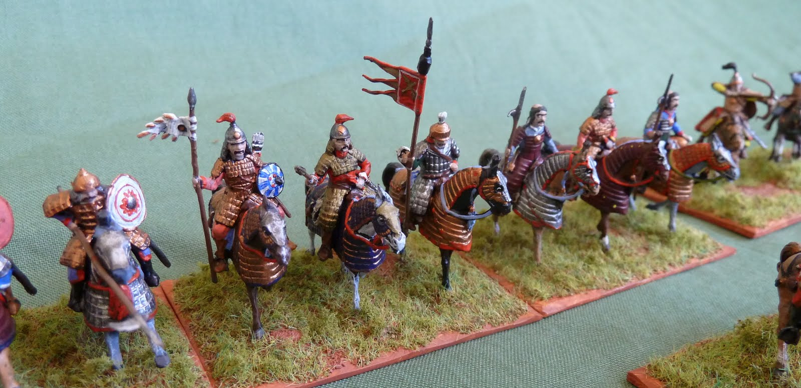 Painted Dba Armies For Sale