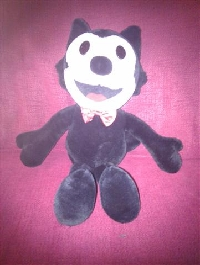 Munch mascot Felix