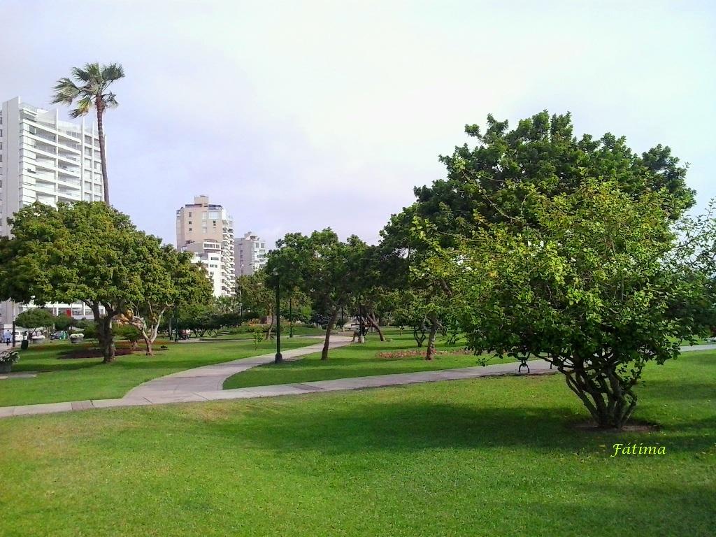 Parque Raimondi