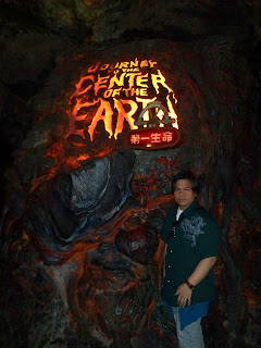 Tokyo Disneysea Journey to the Center of the Earth