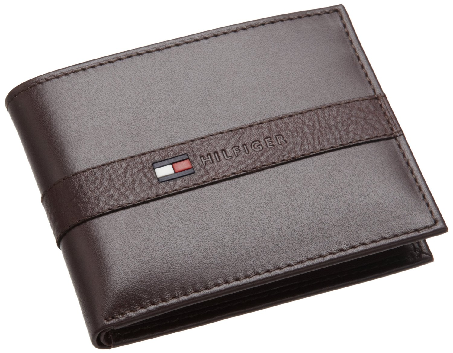 watch me accessorize myself sale tommy hilfiger passcase wallet. Black Bedroom Furniture Sets. Home Design Ideas