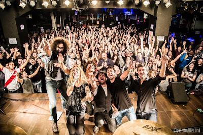 Garaje Jack Madrid concierto