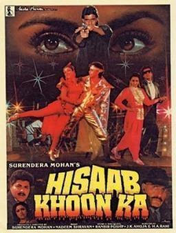 Hisaab Khoon Ka 1989 Hindi Movie Watch Online