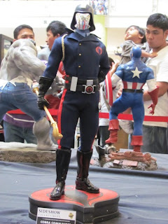 Captain America, Scarlett Johansson, BlackWidow, Avengers, Hulk, Ironman, Davao City, Gaisano Mall, Mindanao Toy Convention 2012, One Piece, GI Joe, Gundam, Action Figures, Collectibles,