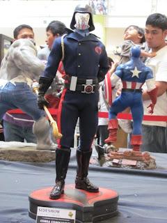 Captain America, Scarlett Johansson, BlackWidow, Avengers, Hulk, Ironman, Davao City, Gaisano Mall, Mindanao Toy Convention 2012, One Piece, GI Joe, Gundam, Action Figures, Collectibles,