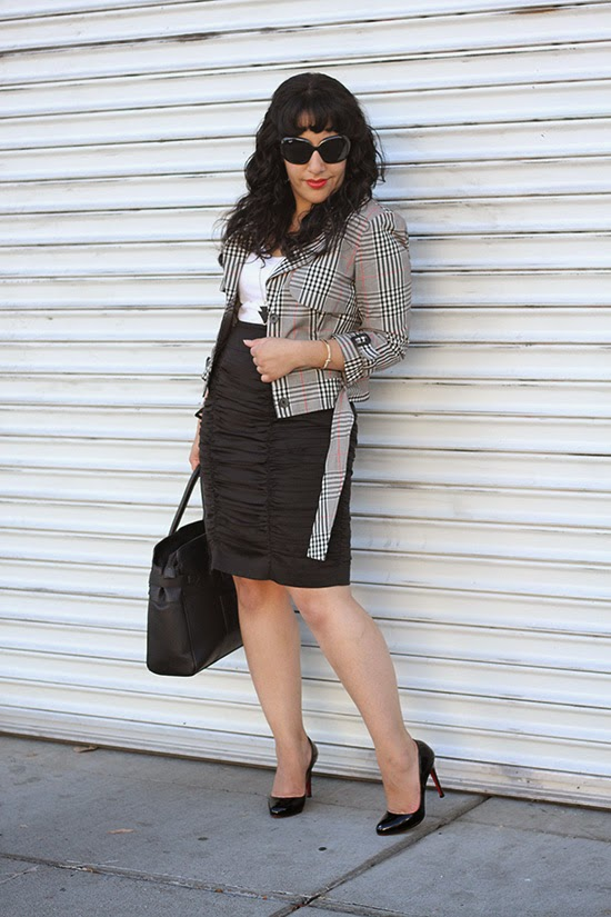 Chic Fall Work Outfit